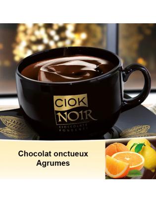 Noir / Agrumes