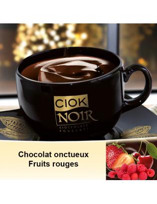 Noir / Fruits Rouge