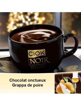 Noir / Grappa-Poire