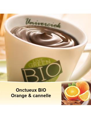 Orange - Cannelle