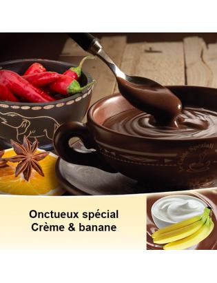 Crème - Banane
