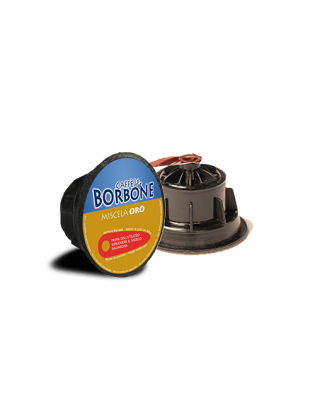 Capsule Borbone Doré (15 caps)