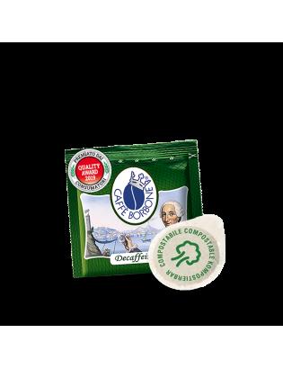 Dosette ESE - Decaféiné - BORBONE Verte