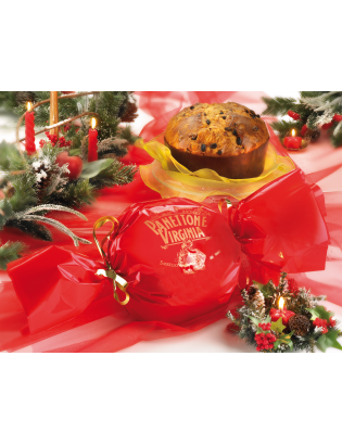 PANETTONE TRADITIONNEL 500g